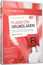 Adobe Flash CS4 Grundlagen DVD