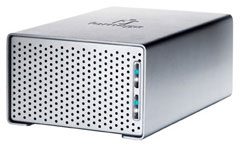 UltraMax Plus HD 2TB (2x1TB) FW800/400/USB2.0