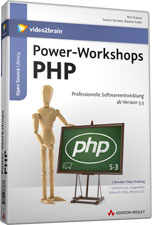 Power-Workshops PHP DVD