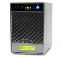 ReadyNAS NV +1 TB (2x500GB) Gigabit Desktop Storage