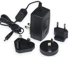 Fusion F2 World Travel Power Adapter