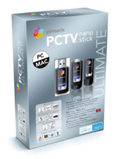 PCTV DVB-T nanoStick Ultimate 73e Mac/Win