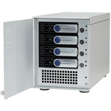Fusion D400QR5 Quad Interface Raid 4 TB (4x 1 TB)