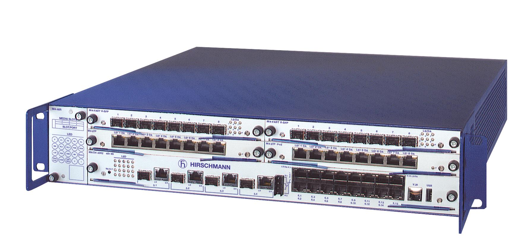 HIRSCHMANN MACH 4002 48+4G-L2P