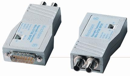 OTDE Mini (BFOC) Fiber-Optic-Transceiver