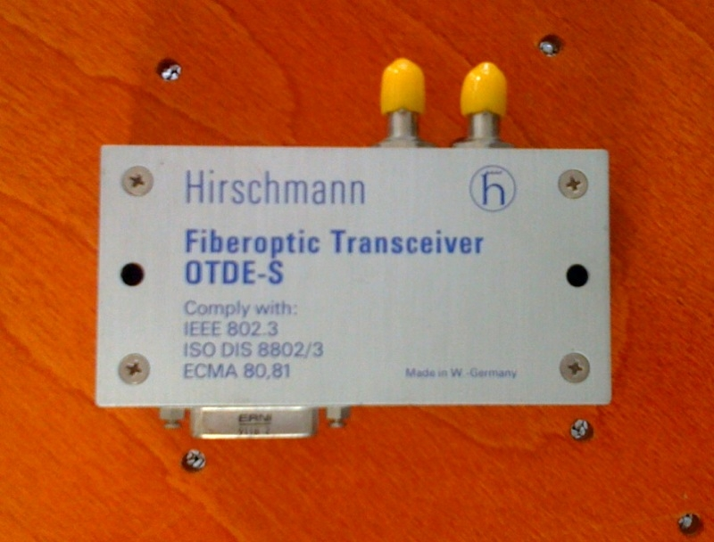 OTDE-S (BFOC) Fiber-Optic-Transceiver